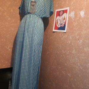 $200 Brand new MK long dress Sz M